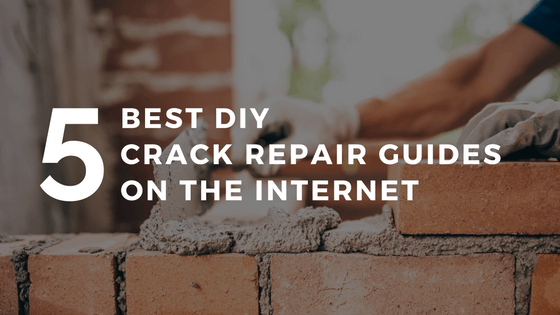 5 Best DIY Brick Crack Repair How-to-Guides - Brick