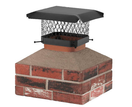 masonry chimney cap
